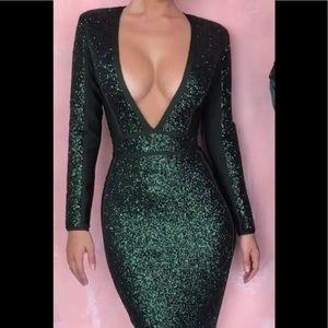 The Evergreen dress